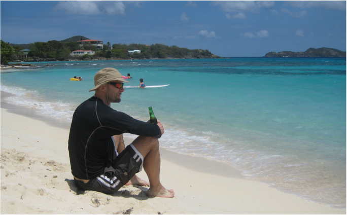 St. Thomas USVI beach