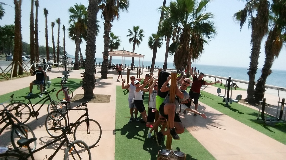 Malaga Bike Tours cycling tour in Malaga, Spain