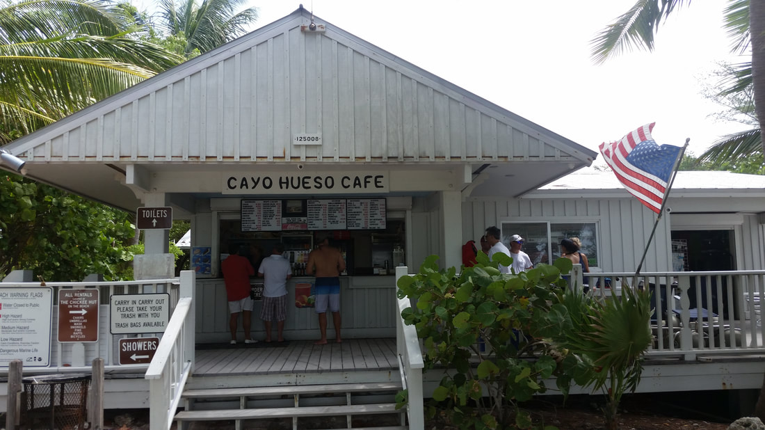 Fort Zachary Taylor Historic State Park cayo hueso cafe