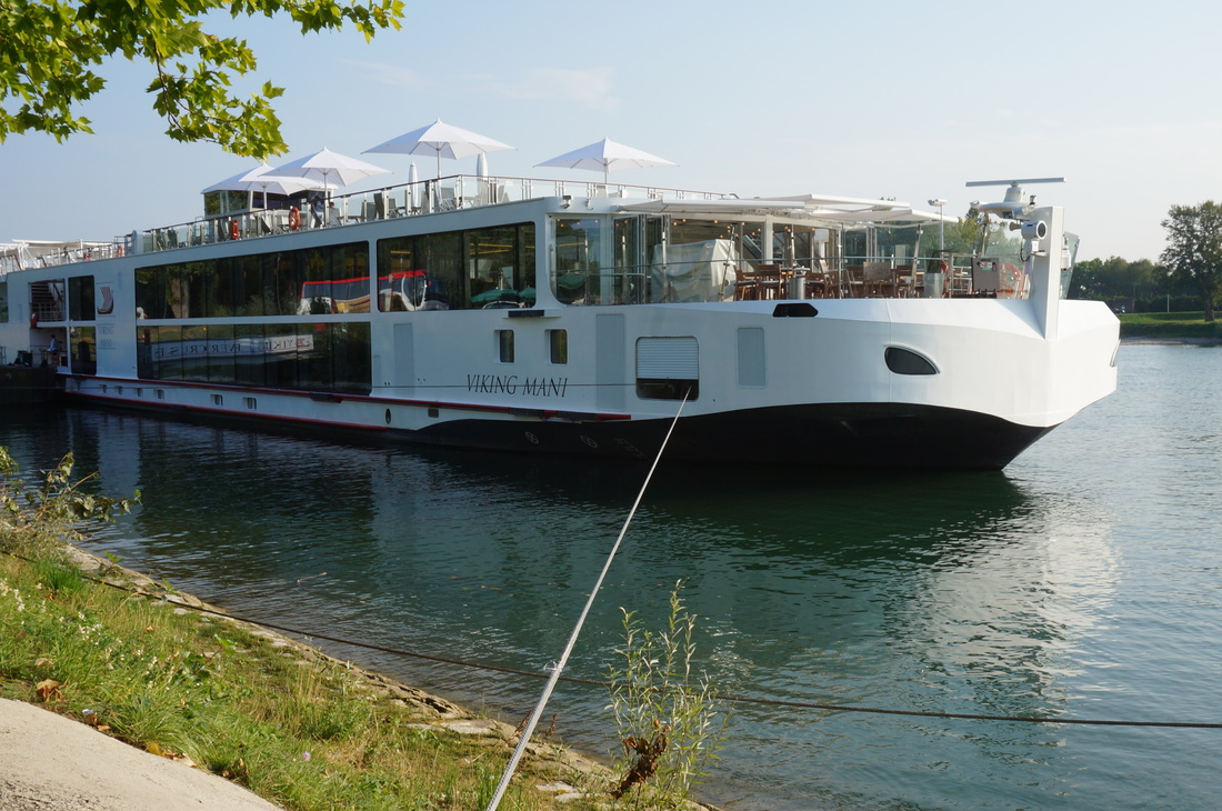 Viking Longship Mani, In The Loop Travel's cruise on the Rhine river