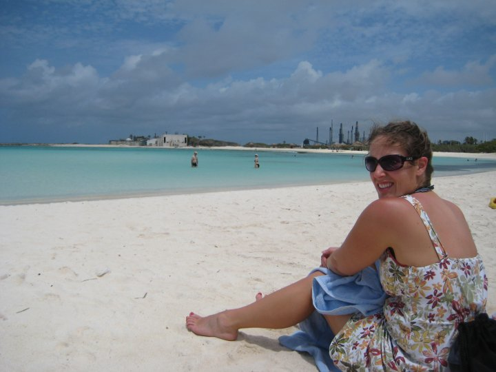 Baby Beach in Aruba