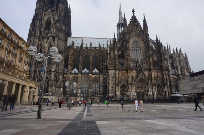 Cologne Cathedral,