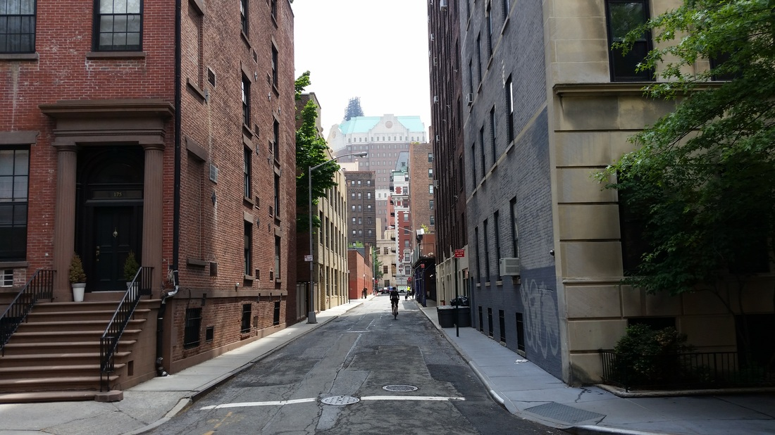 Love Lane in Brooklyn Heights