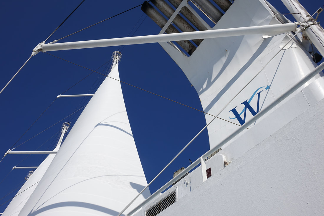 Wind Star Cruises Wind Surf