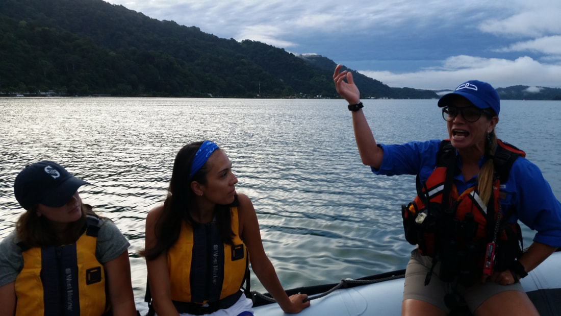 UnCruise Adventures skiff tour in Costa Rica