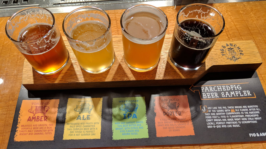 Carnival Horizon microbrewery craft beers