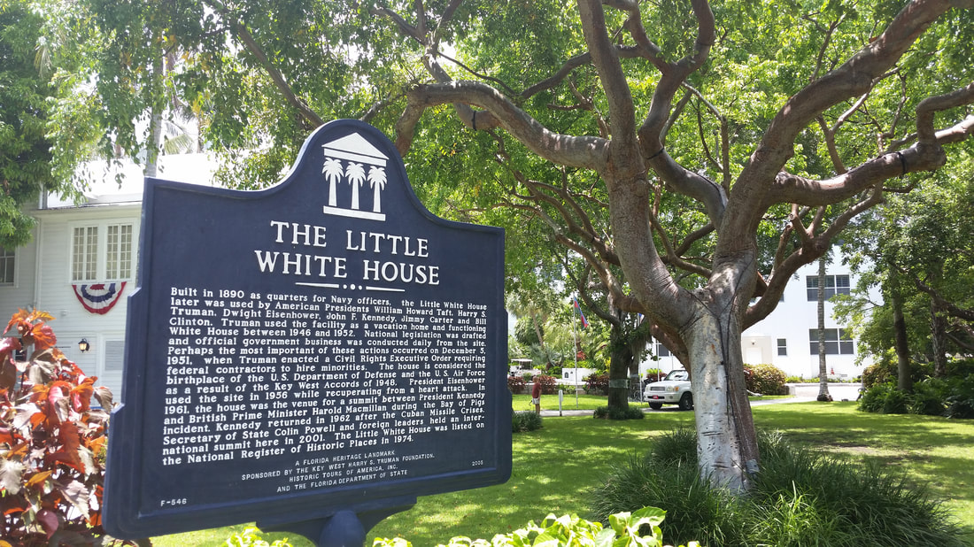 Harry S. Truman Little White House in Key West