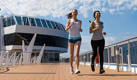MSC Cruises Wellness Experience