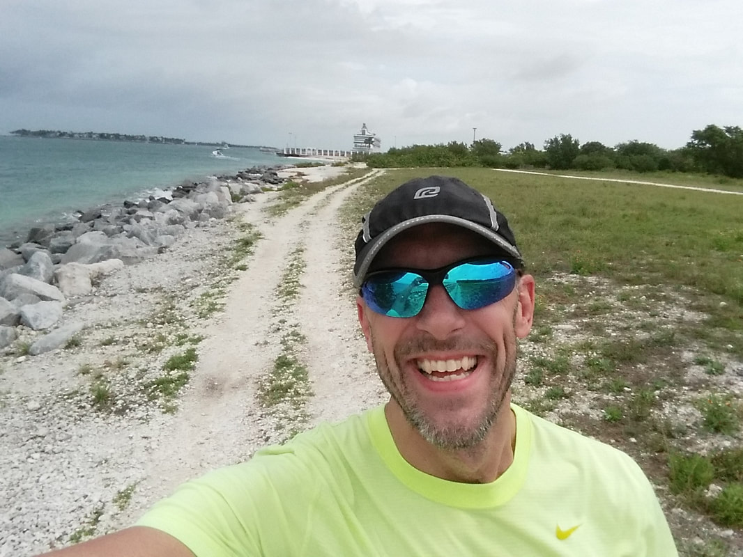 Fort Zachary Taylor Historic State Park trail