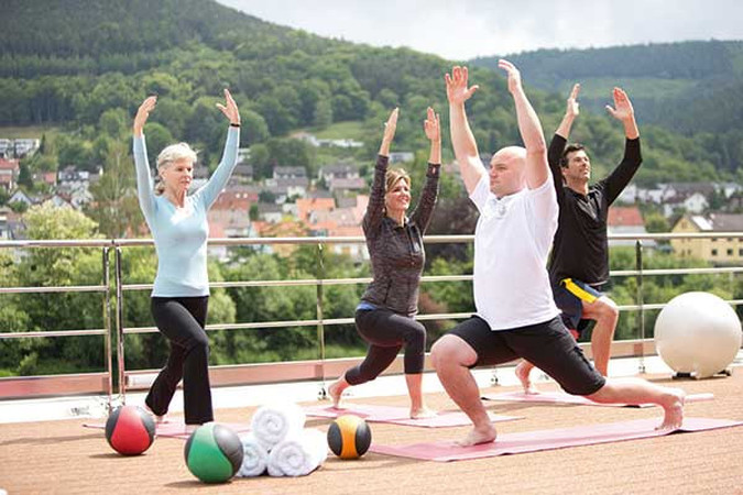 Ship Shape: Uniworld River Cruises Filled with Fitness