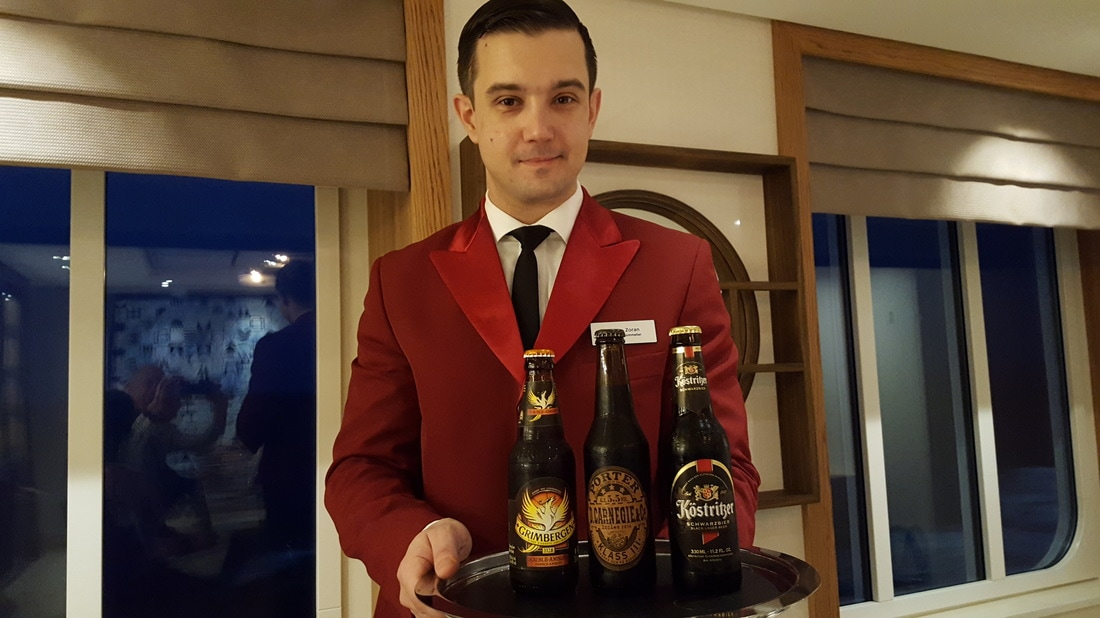Viking Sky beer