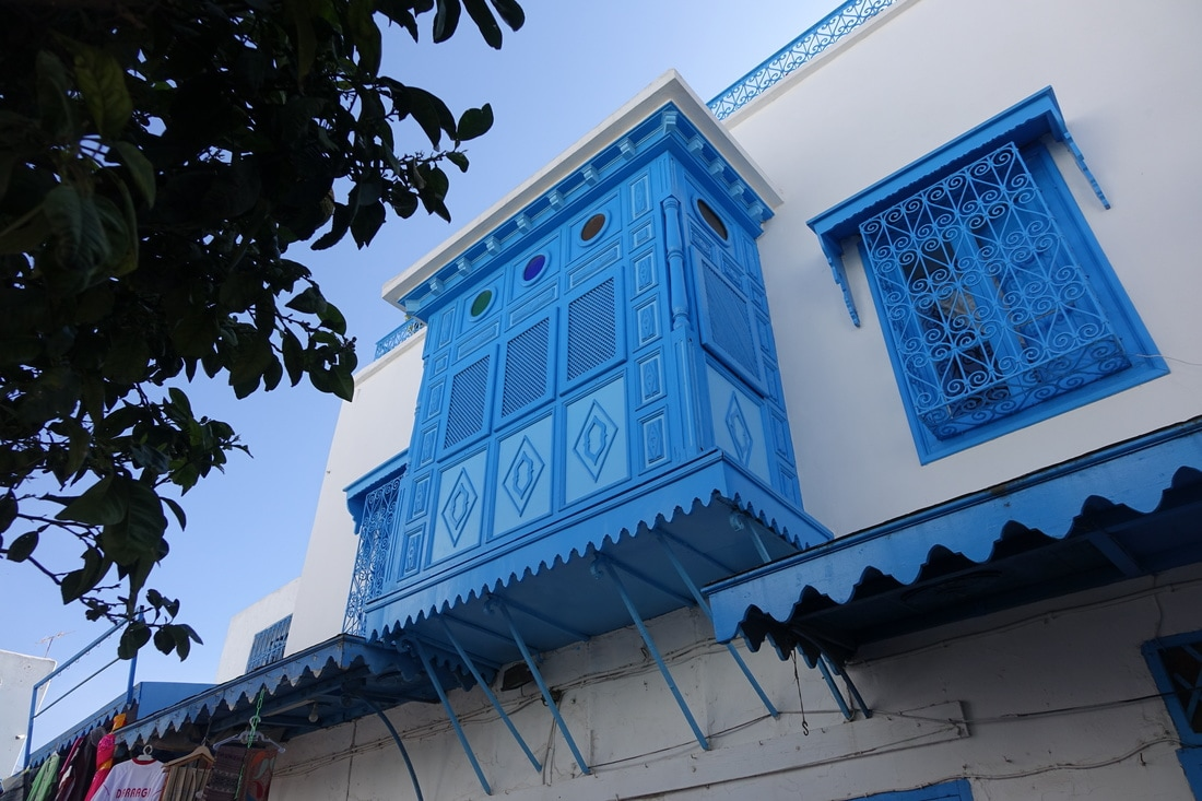 Sidi Bou Said, Tunisia