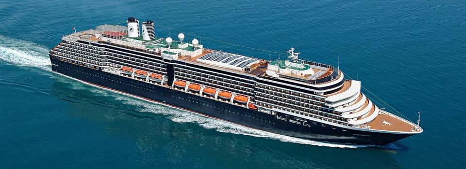 Holland America Line MS Westerdam