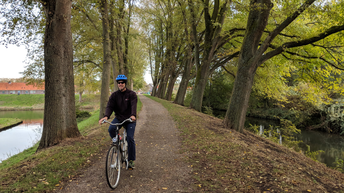Biking with AmaWaterways in the Netherlands on AmaPrima