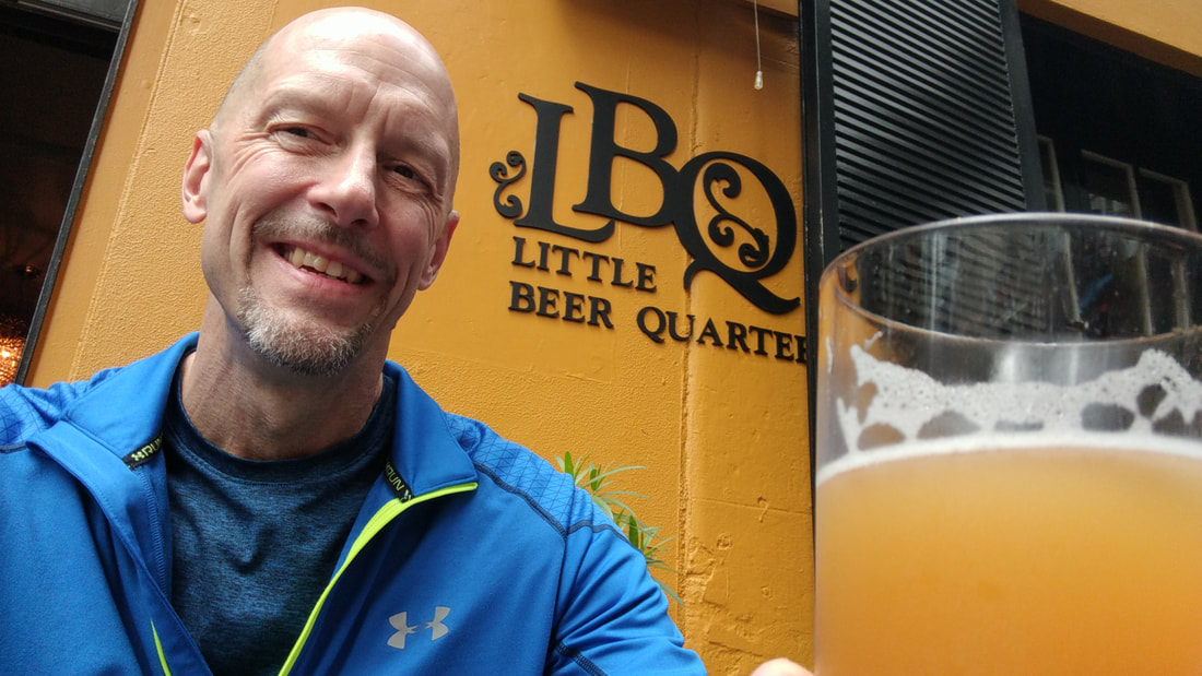 Little Beer Quarter is Wellington, New Zealand