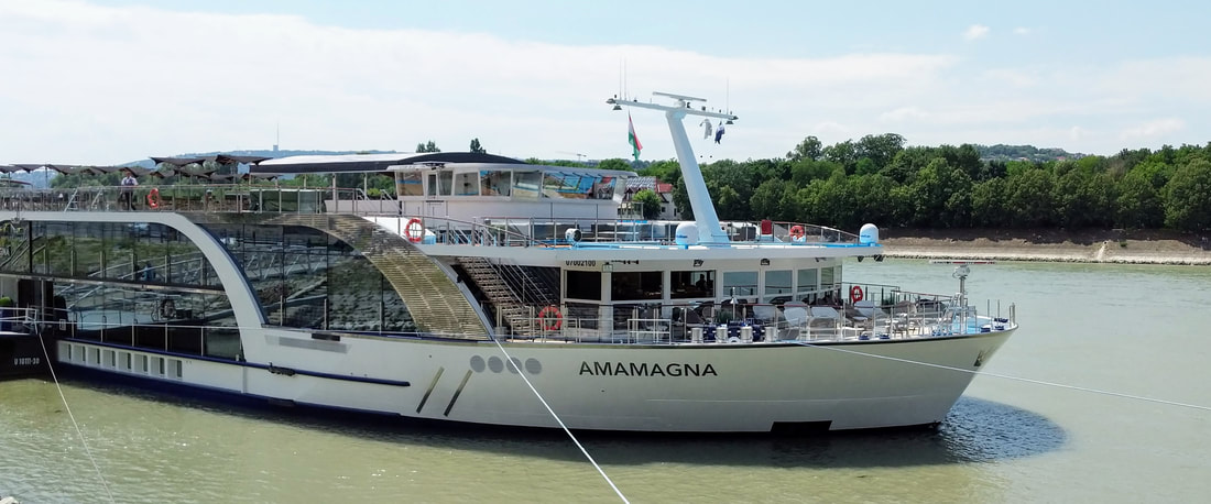 AmaMagna ship from AmaWaterways