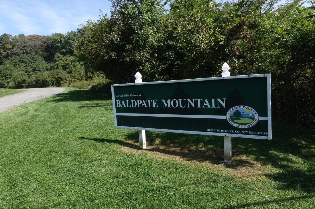 Baldpate Mountain Hiking in New Jersey