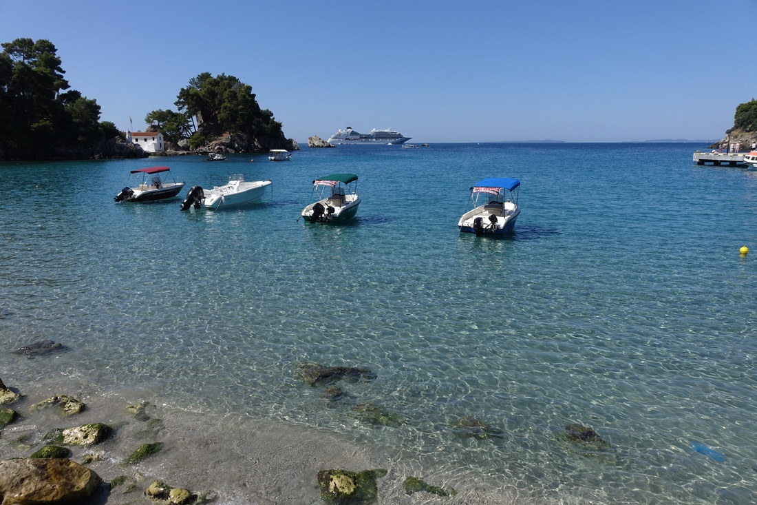 Parga, Greece bay