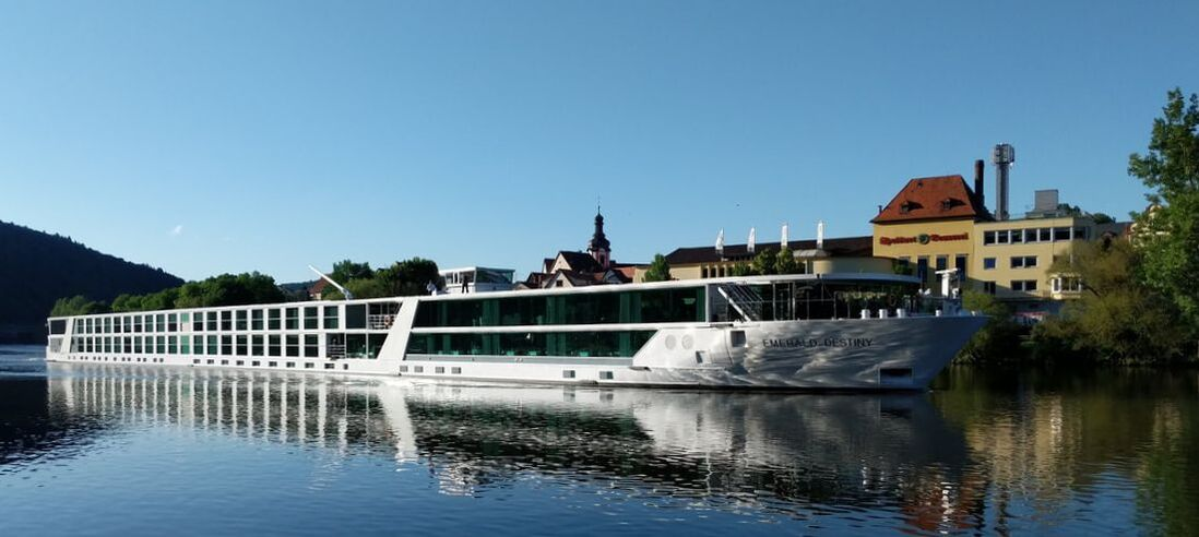 Emerald Waterways ship Emerald Destiny