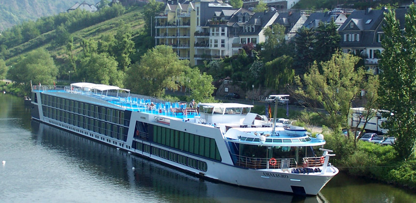 AmaWaterways AmaLegro cruise ship